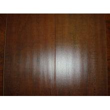 Revêtement de sol stratifié à la main / rayé surface / stratifié imprimé