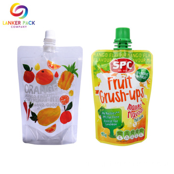 BPA Free Baby Food Squeeze Pouches Reusable