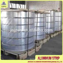 1050 1060 1100 3003 8011 ruban lisse en alliage d'aluminium à bas prix