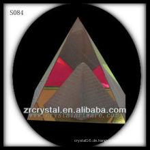 K9 Kristall Intaglio von Form S084