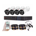 IP66 Waterproof Full Hd cctv system AHD Kits