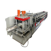 Steel Structure Z Purlin Roll Forming Machine