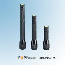 AA bateria CREE XP-R R2 alta potência LED tocha (POPPAS-B103-104-105)