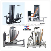 Fitness-Ausrüstung für horizontale Sitz Beinpressegym Ausrüstung