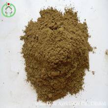 Harina de pescado para alimentación animal