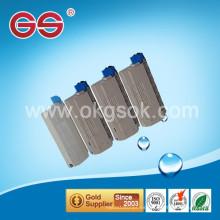 Control estático de tóner C710 44318608 ~ 44318605 cartucho de impresora