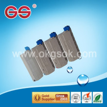 Contrôle statique du toner C710 44318608 ~ 44318605 cartouche d'imprimante
