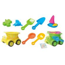 Sommer 8PCS Plastikspielzeug Sand Strand Spielzeug für Kinder (10214338)