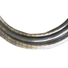 Manguera de goma hidráulica resistente a la intemperie resistente al aceite