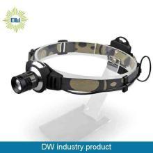 Hot sell! High power CREE XPE LED Infrared Sensor Headlamp