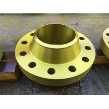 DIN WELD NECK SEAMLESS CARBON STEEL FLANGE