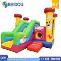 Castillo Inflable Bouncy Castillo De Salto Congelado Inflatable Bouncer Jumper