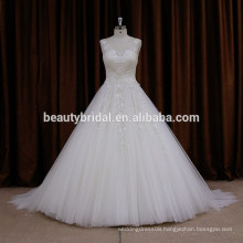 XF594 simple exquistie bohemian a line wedding dress
