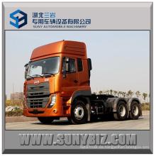 430HP Dongfeng Volvo Ud 6X4 Camión de remolque