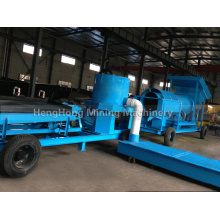 drum sieve cleaning machine