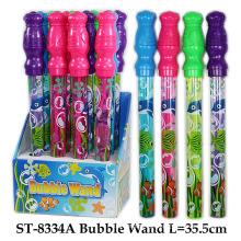 Varinha de bolha engraçada L = brinquedo de 35,5 cm