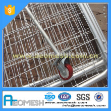 Secure construction sites security temporary fence