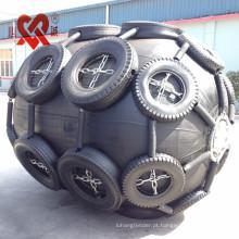 O mundo amplamente utilizado 3.3m * 6.5m yokohama marinho fender de borracha pneumático