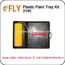 Good Quality of Paint Tray Kit roller brush