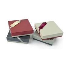 Decoraciones hermosas cajas de embalaje de regalo