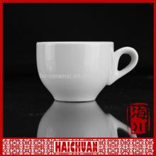 Tasse de fleurs artificielles en porcelaine de qualité supérieure HCC