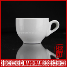 HCC top quality bone china artificial flowers mug