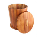 Cheap Wooden Barrel Wooden Rice Barrel