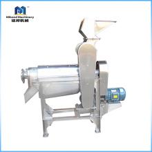 Máquina industrial de extracción de jugo de piña / Máquina de procesamiento de jugo de piña