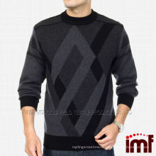 New Fashion Knit Pullover Men Cashmere Sweater