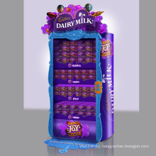Drinks Compartment Cardboard Display for Promotion and Advertising
