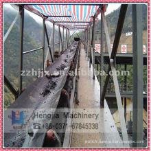 Charbon de matériel de transport, bandes transporteuses pour l'industrie minière