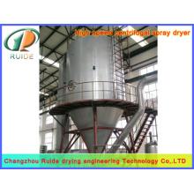 Yeast hydrolyzate spray dryer