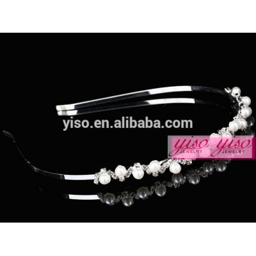 Ювелирные изделия волос ювелирных изделий перлы свободной перевозкы груза изготовленные на заказ