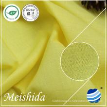 Peso pesado viscosa de lino 30x30 / 68x68 tejido de tela sólida precio al por mayor
