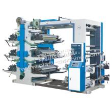 Máquina de impressão de filme Ruipai BOPP para plástico