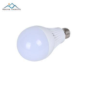 5w 7w 9w 12w Warm White Alumínio smd 2835 bateria Recarregável de emergência levou lâmpada