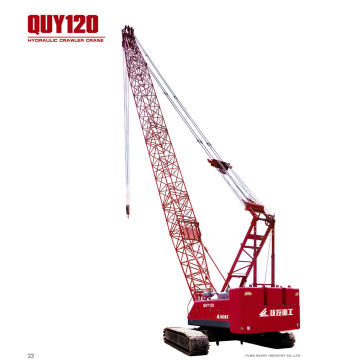 Mobile Tower Crane 120 Ton Lifting Capacity