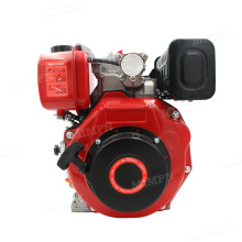 Wholesalers Supplier New Model Low Noise 5Hp 5.5HP 6Hp 178F Air Cooled Electric Start Diesel Engine