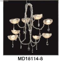 Indoor aluminum pendant lamp, gold pendant light