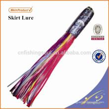SKL014-2 кальмара приманки юбка приманки троллинг приманки