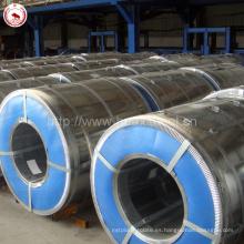 Hormigón húmedo Aplicable bobina GI espesa de 1,0 mm con 40-275g / m2 Peso del recubrimiento