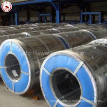 Wet Betão Aplicável 1,0 milímetros espessura GI bobina com 40-275g / m2 Revestimento Peso