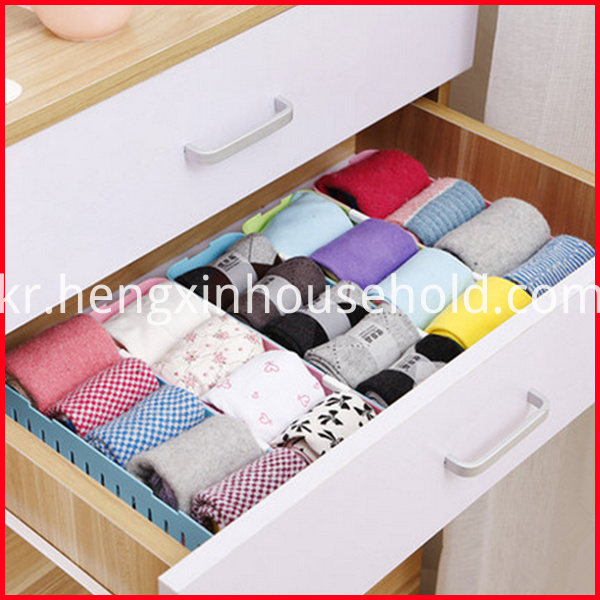 Plastic Drawer Organizer