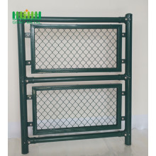 High+Strength+PVC+Coated+Iron+Chain+Link+Fence