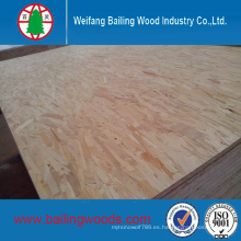 1220X2440mm OSB Board / WBP Glue OSB / 18mm OSB