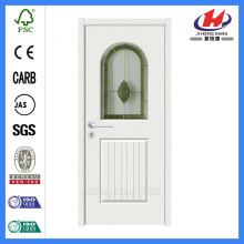 *JHK-G12 Tempered Glass Door Interior French Doors With Frosted Glass Glass Doors For Cold Rooms