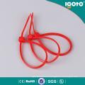 Las ataduras de cables autoblocantes Igoto con UL Ce RoHS