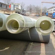 Corrosion Resistant Fiberglass Thermal Insulation Pipe
