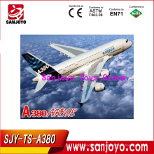 air plane model airbus a380 toys rc airplane airbus a380 2.4G EPO 4ch rc airplane A380 Airbus airbus a380 for sale