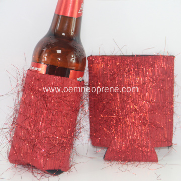 Insulated drink holder sleeve for weddings